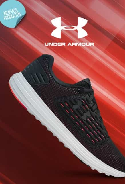 catalogo under Armour Ofertas OI 2020