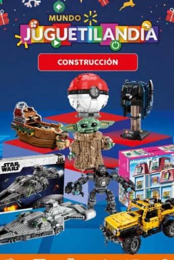 Catalogo walmart juguetilandia construccion