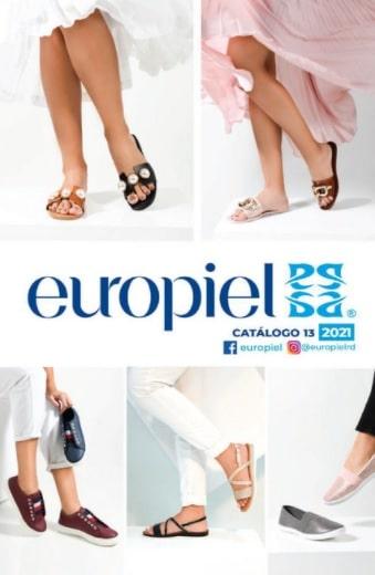 Catalogo Europiel Calzado Campaña 13 2021